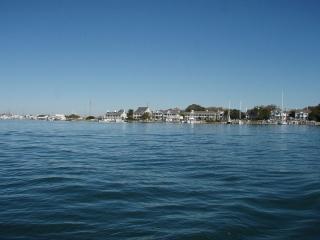 Beaufort waterfront, North Carolina Nov 2008