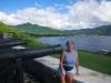 Karen at Fort Shirley, Dominica