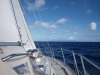 Sailing to Dominica