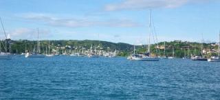 Prickly Bay, Grenada
