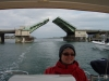 Bascule type bridge, ICW, Dec 2008