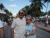 on Ocean Drive, Miami Beach, Jan 1, 2009