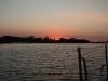 Sunset at Puerto Madero