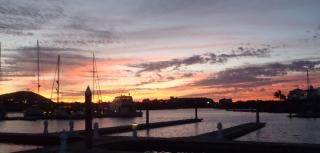 Sunset, Mazatlan