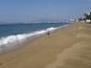 Karen Playa Las Brisas in Bahia Manzanillo Mexico2014