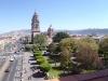 Plaza de Armas, Morelia Mexico2014