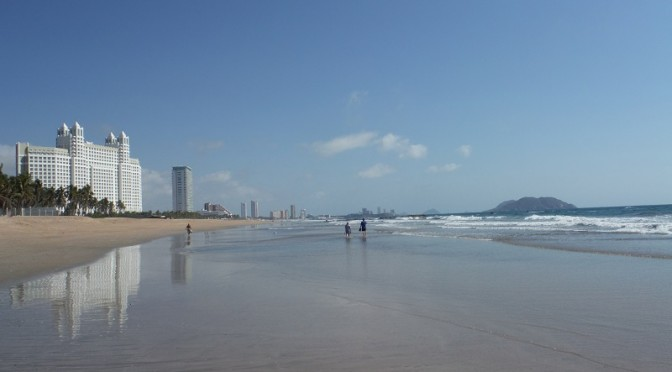 Final days in Mazatlán